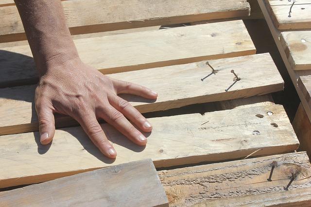 Artigo: O Carpinteiro Sumiu.