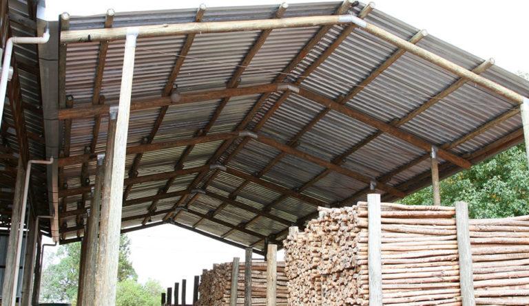 Telhados Pré-Montado
